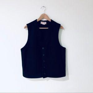 Filson. Mackinaw Wool Vest.